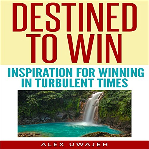 Destined to Win audiobook cover art