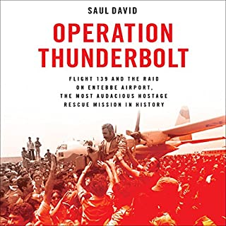 Operation Thunderbolt cover art