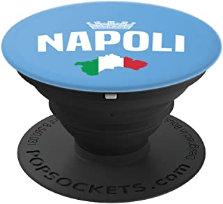 Napoli Italy - Italian Flag - PopSockets Grip and Stand for Phones and Tablets