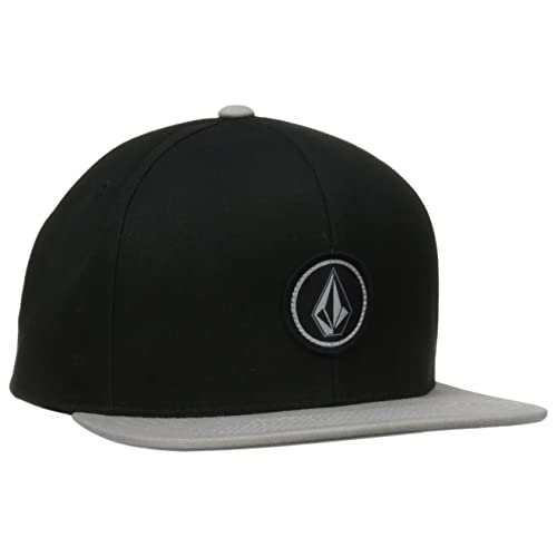 Volcom Mens Quarter Twill Snapback Hat