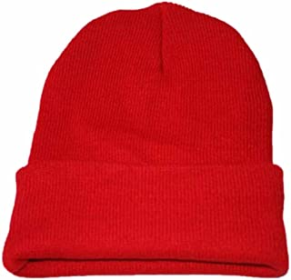 NEWONESUN Unisex Slouchy Knitting Beanie Hip Hop Cap & Warm Winter Ski Hat