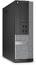Dell Optiplex 7020 Small Form Desktop, Quad Core i7 4770 3.4Ghz, 16GB DDR3 RAM, 480GB SSD Hard Drive, DVD-RW, Windows 10 Pro (Renewed)