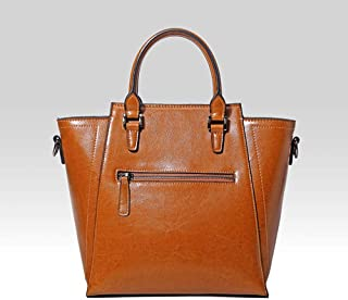 New leather handbag shoulder bag lady Mobile Messenger bag leather shoulder bag tide tide cool demeanor. jszzz