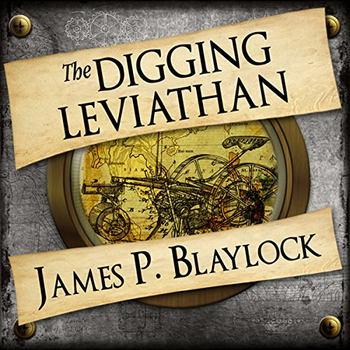 The Digging Leviathan audiobook cover art