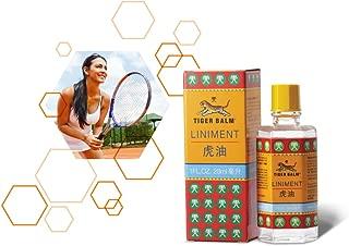 1 Pcs Tiger Balm Liniment 28ml (1 Oz) Original MassageThailand Product Free shipping