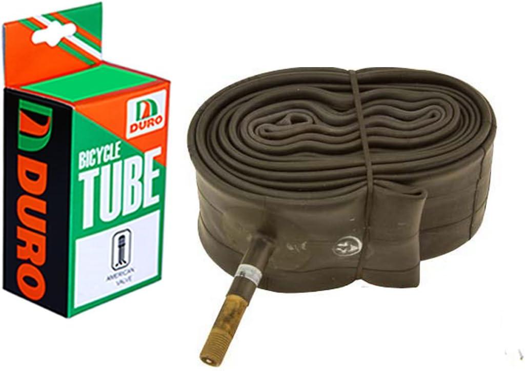 bicycle tube 250996 Tube Duro 29 x 1.95//2.135 48mm Standard Presta//Valve