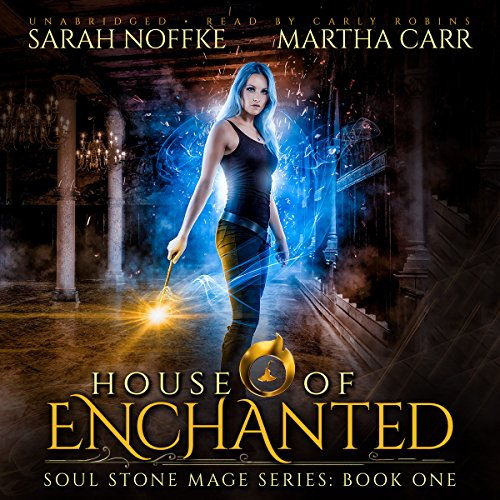House of Enchanted: The Revelations of Oriceran audiobook cover art