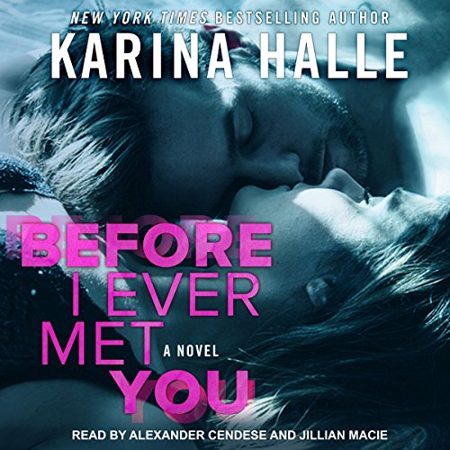 Before I Ever Met You audiobook cover art