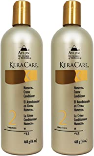 """Keracare Humecto Creme Conditioner 16oz """"Pack of 2"""""""