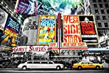GB Eye 61x 91,5cm New York Theater Maxi Poster