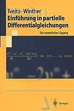 Einführung in Partielle Differentialgleichungen: Ein Numerischer Zugang