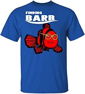 Cool Finding Barb T-Shirt Funny Stranger Things Finding Dory Finding Nemo Retro Sitcom Finding Nemo T-Shirt