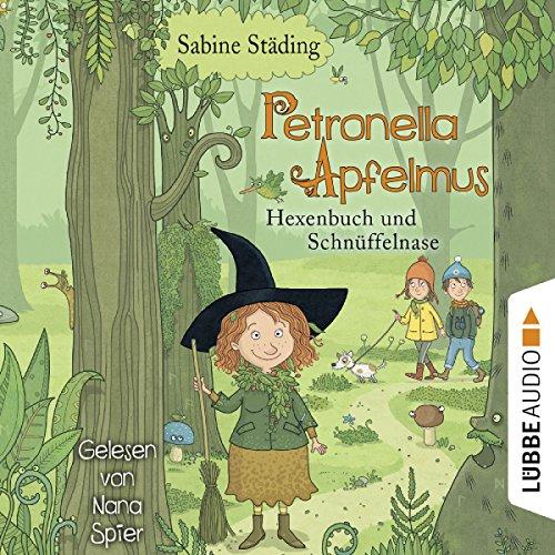 Hexenbuch und Schnüffelnase audiobook cover art