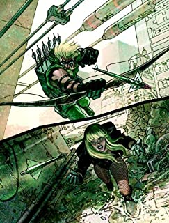 Green Arrow/Black Canary: Big Game