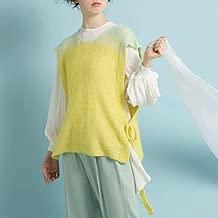 毛糸だま 2020春号 Vol.185 ベスト材料セット/デザイン サイチカ
