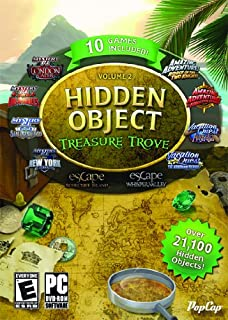 hidden object treasure trove