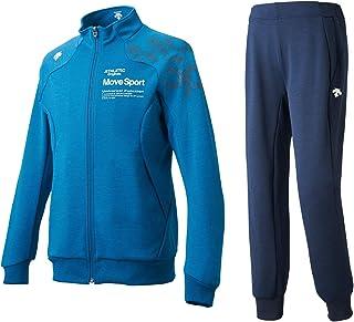 (デサント)DESCENTE Move Sport MOTION FREE スウェットジャケット・パンツ上下セット DMMLJF20/DMMLJG20 ジャージ上下セット