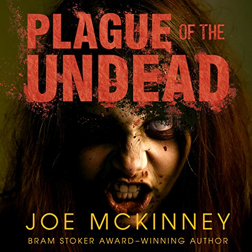 Plague of the Undead audiobook cover art