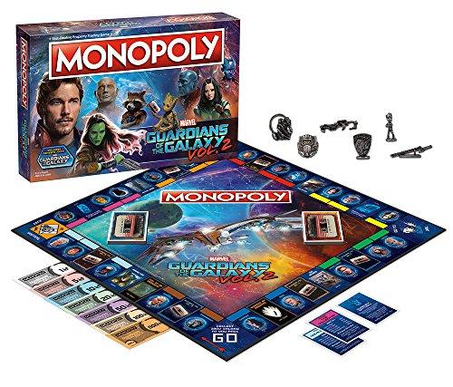Monopoly: Les Gardiens de la Galaxie Vol. 2 (Guardians of the Galaxy) - 1