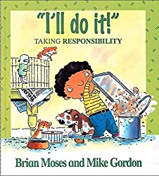 taking responsibility book example by Brian Moses