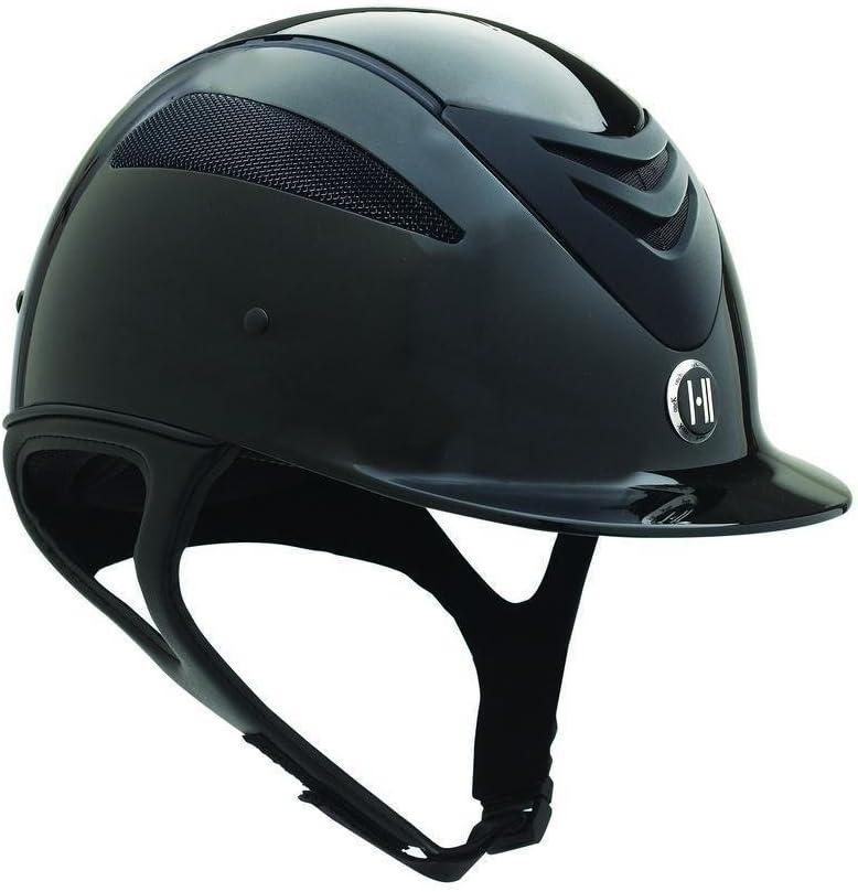 One K Defender Helmet XL Long Oval Black Gloss Mat