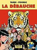 LA DEBAUCHE - futuropolis - gallimard - 01/01/1999