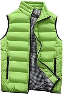 Best lime green puffer vest Reviews