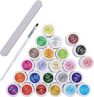zroven 5ml 24/30/36 Colors Women Fashion Phototherapy Glue Nail UV/Led Lamp Nail Gel Polish Tool Kit Fashion Phototherapy ...