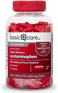 Best children's acetaminophen rapid tabs dosage Reviews
