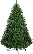 6FT Christmas Tree 1.8M Xmas Faux Green Tree Thick Foliage Jingle Jollys Holiday Decoration Indoor Décor Home Office Class...