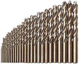 Juegos De Brocas 1 Pcs 1Mm-13Mm Cobalto De Acero De Alta Velocidad Taladro Helicoidal M35 Juego De Herramientas De Acero Inoxidable El Escariador De Metal De Tierra Entera Tools-13.0Mm_ 1Pcs
