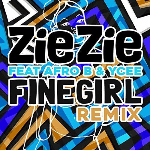 ZIEZIE feat. Afro B & Ycee