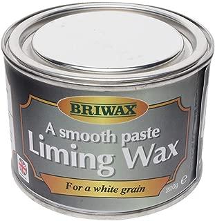 ブライワックス ライミングワックス(Liming Wax) 220g 木目を活かし白く仕上る