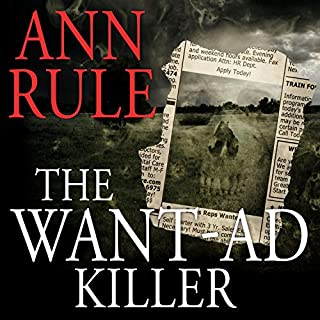 The Want Ad Killer audiobook cover art