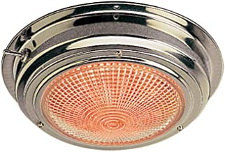 Sea Dog 400353-1 Stainless Steel Day/Night Dome Light