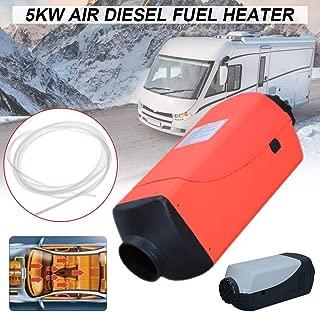 Depruies Air Standheizung Diesel Auto Heizung Standheizung Diesel Luftheizung 12V//24V 5KW Kraftstoff Diesel-Parkpumpe-Standheizung Mit Fernw/ärmeausr/üstung F/ür Auto//Pickup//Big Truck//Van//Bus//RV