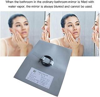 Dynamicoz 400MM 600MM Espejo Calefactor Eléctrico Película Antiniebla Películas Antiniebla Espejo De Ducha Película De Espejo Transparente