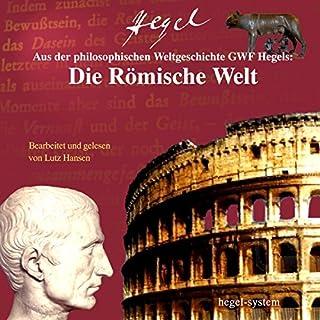 Aus Hegels Philosophie der Weltgeschichte Titelbild