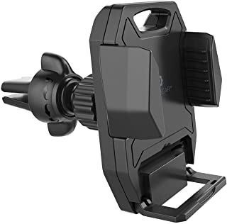WixGear Universal Smartphone Car Air Vent Mount Holder Twist Lock Cradle Compatible with iPhone X 8 8 Plus 7 7 Plus SE 6s 6 Plus 6 5s 5 4s 4 Samsung Galaxy S6 S5 S4 LG Nexus and Other Phones