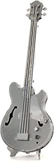 Fascinations Metal Earth Electric Bass Guitar 3D Metal Model Kit