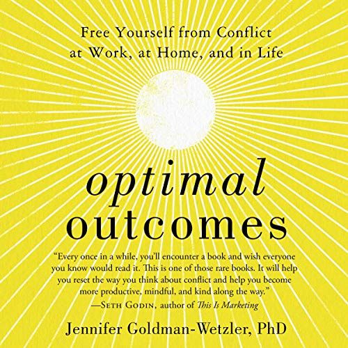 Optimal Outcomes audiobook cover art