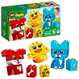 LEGO DUPLO My First Puzzle Pets 10858 Building Blocks (18 Pieces) (Discontinued by Manufacturer)
