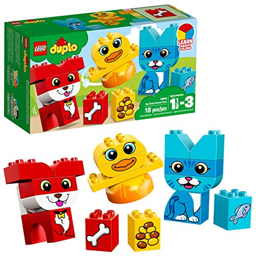 LEGO DUPLO My First Puzzle Pets 10858...