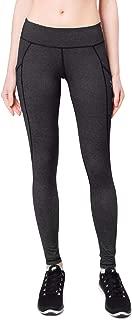 BALEAF Women's Mid-Waist Yoga Leggings Side Pockets 28