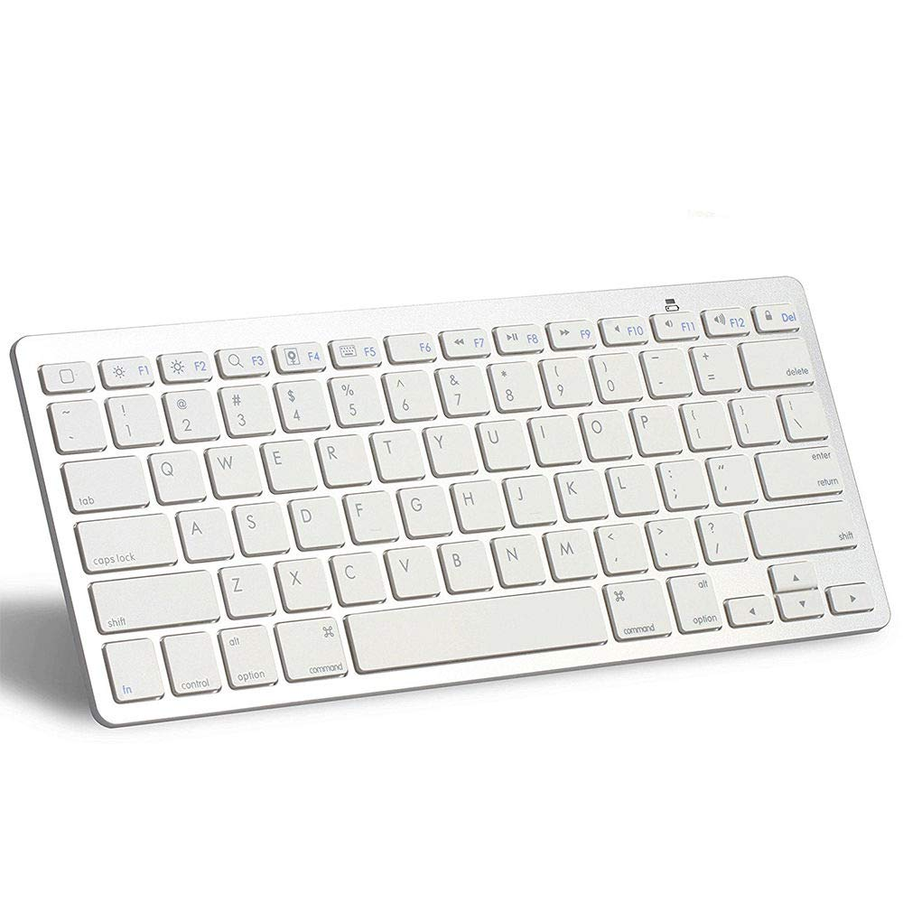 Bluetooth Keyboard Ultra Slim Enabled Devices
