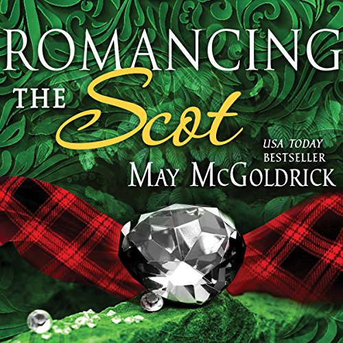 Romancing the Scot audiobook cover art