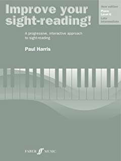 Improve Your Sight-Reading! Piano: Level 6 / Late Intermediate