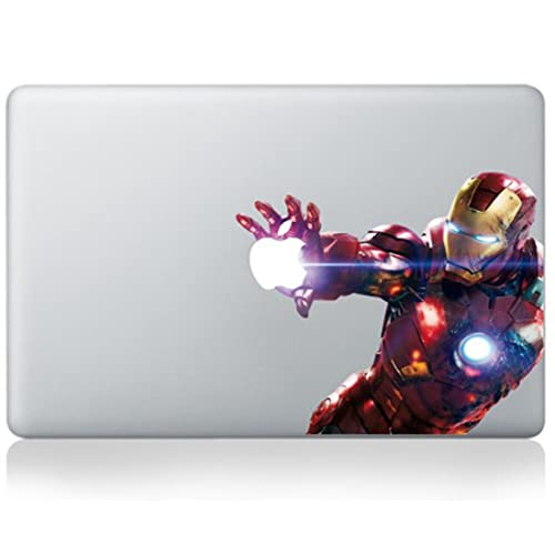 61544f98f34a Ironman Macbook Decal: Amazon.com