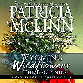 Wyoming Wildflowers audiobook cover art