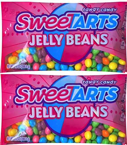 Sweetarts Easter Candy Jelly Beans Net Wt 14 Oz...